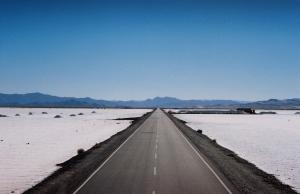 pegando a estrada