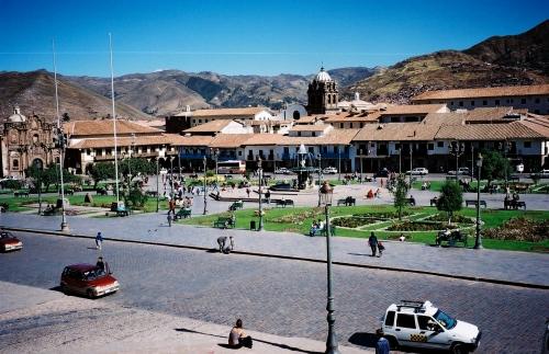 Praça das Armas