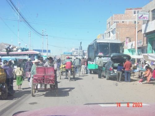 Fronteira da Bolivia